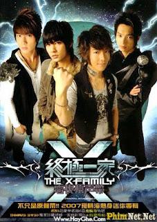 Xem Phim Chung Cực Nhất Gia | X Family