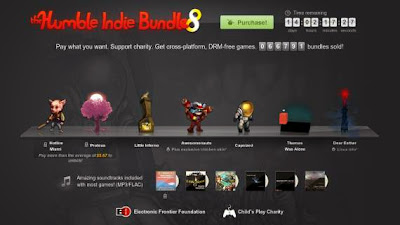 The Humble Indie Bundle 8 está aquí