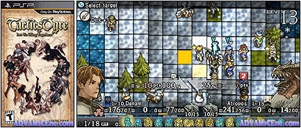 Tactics Ogre: Let Us Cling Together - USA PSP Download