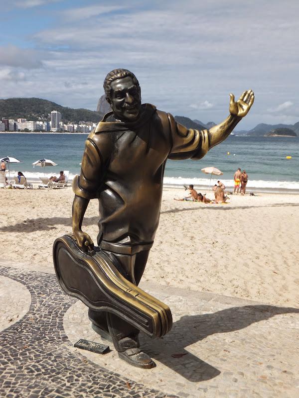 Esculturas, Copacabana, Brasil, Elisa N, Blog de Viajes, Lifestyle, Travel