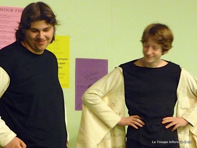 Représentation du 11 avril 2009