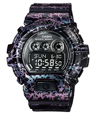 Casio G-Shock : GA-200GD-9B