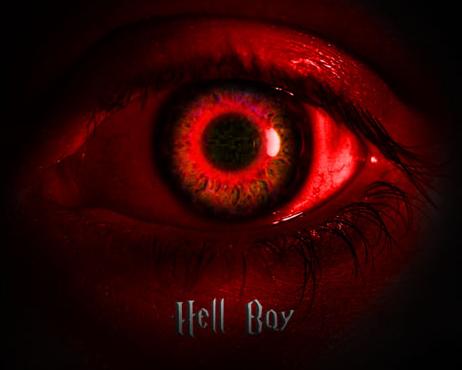 Poster Film Hellboy