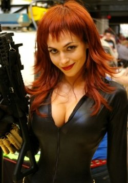 Black Widow Cosplay01