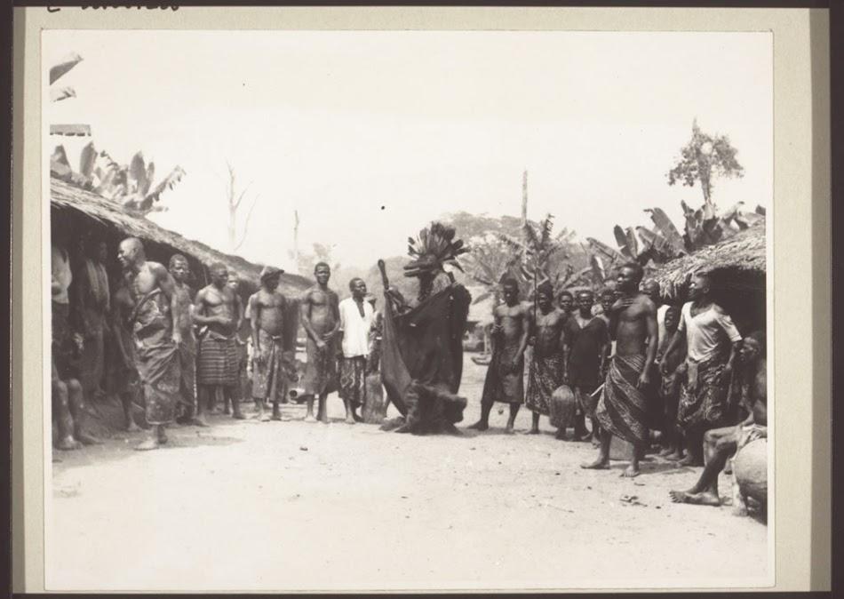 The Obashinjom secret society  - BM Archives