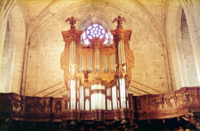 Organ and Music in the heart of the Abbey