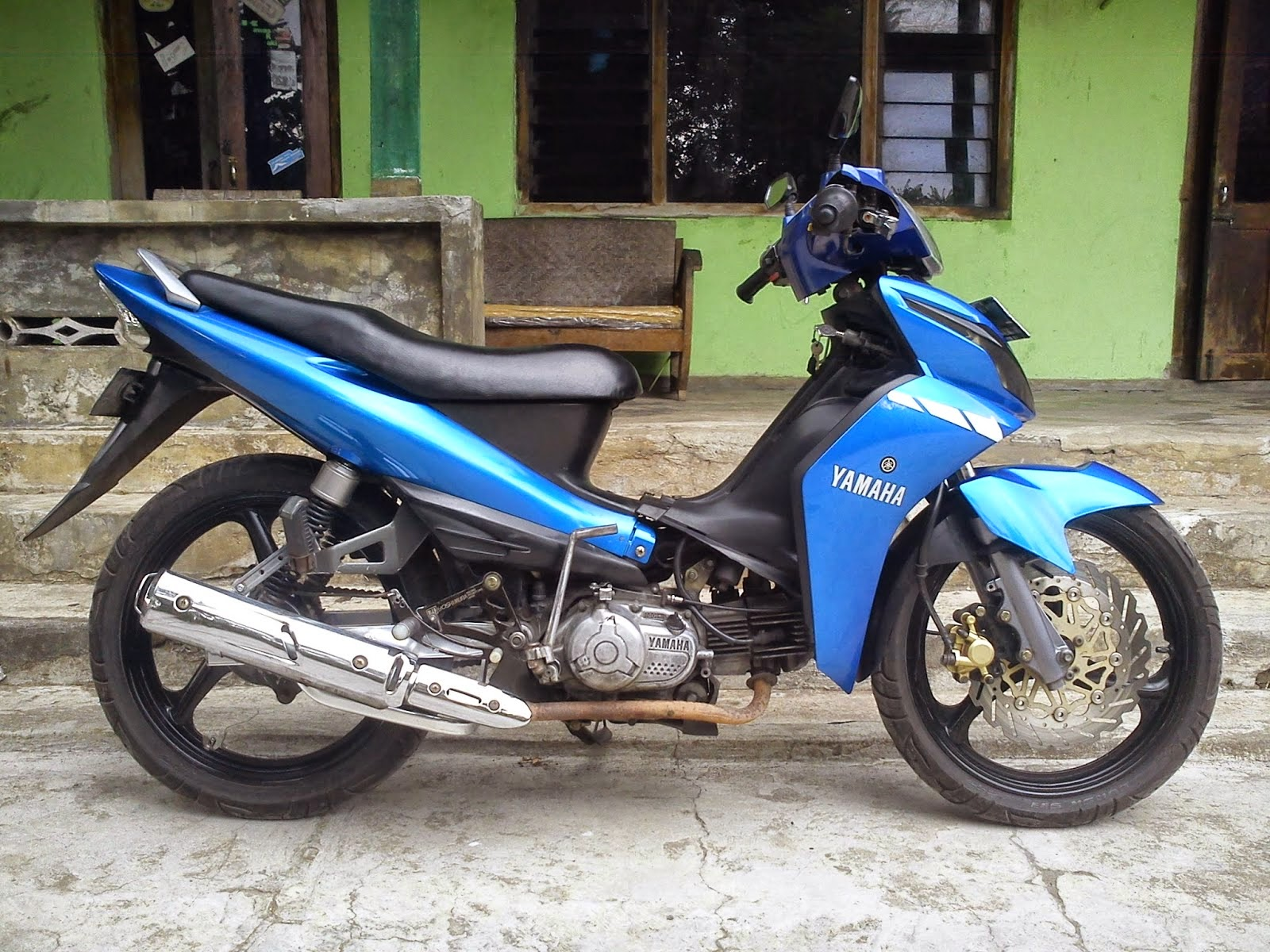 jupiter mx modifikasi standar