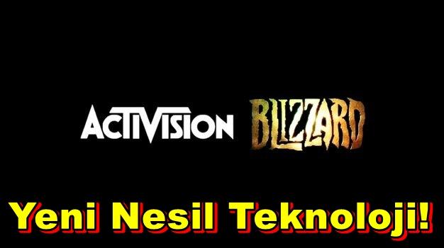 Activision Blizzard'ın Yeni Nesil Teknolojisi!