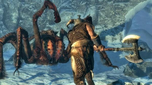 The Elder Scrolls V Skyrim ALL DLC Free - Game Screenshot