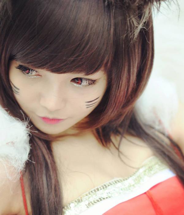 Aki Matsuri công bố kết quả cuộc thi cosplay qua ảnh 4