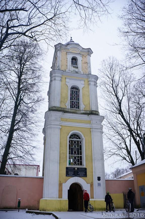 DSC08232 - Зимняя покатушка к резиденции Радзивиллов (Снов-Несвиж-Городея)