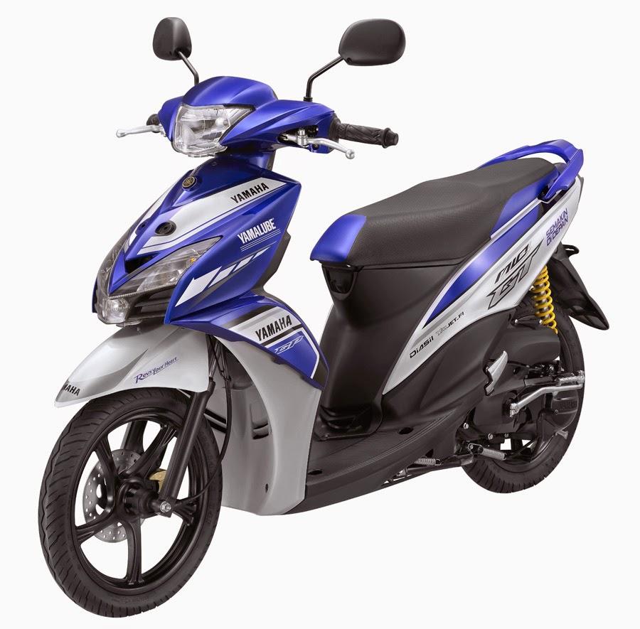 Modifikasi Yamaha Xeon Rc
