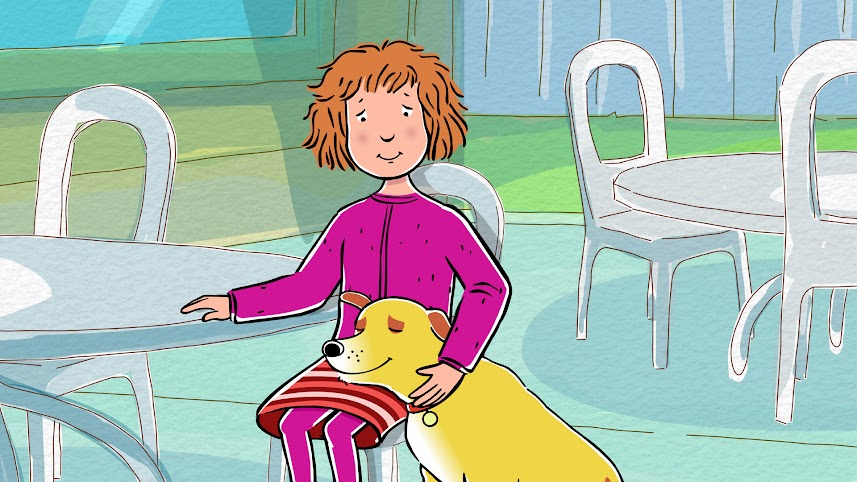 "New PBS KIDS Shows Episodes - Including Martha Speaks ""My Mother the Dog"" Start on November 11th"