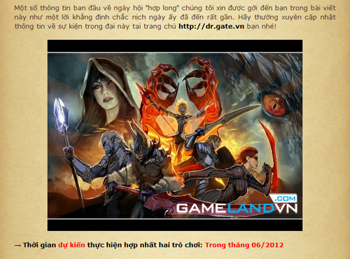 "FPT Online: ""Sau hợp long, Kiếm Rồng sẽ bị khai tử"" 1"