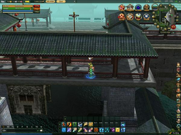 Độc Cô Cửu Kiếm ra mắt Khuynh Đảo Lưu Vân 1