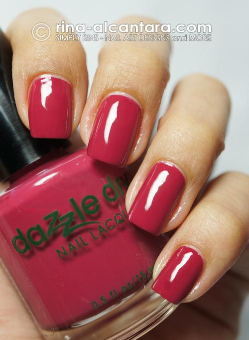 Dazzle Dry Raspberry Plum