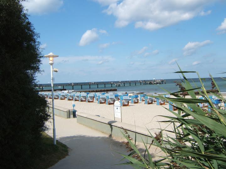 Ostseebad Kühlungsborn: Strand und Seebrücke