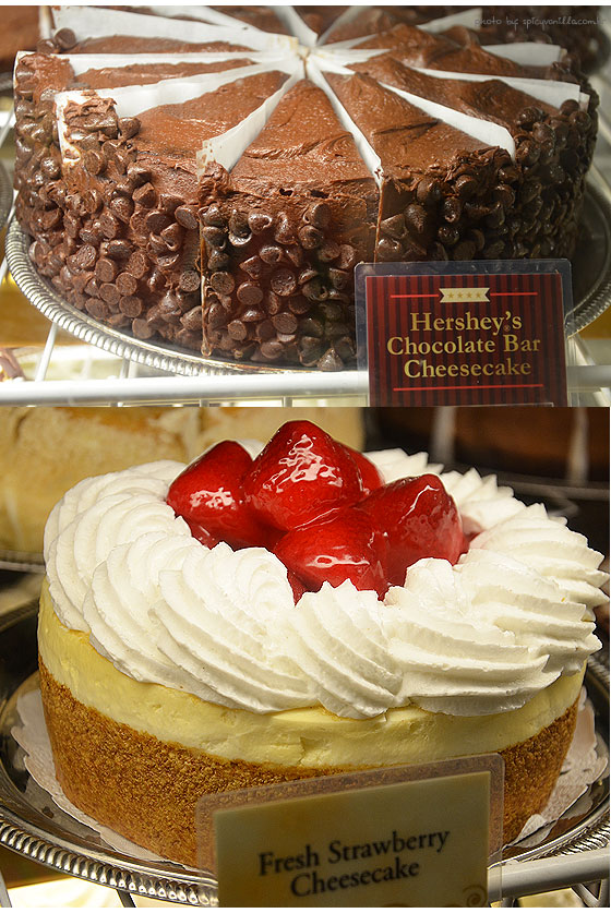 cheesecake9 - Teste de Sabor | The Cheesecake Factory
