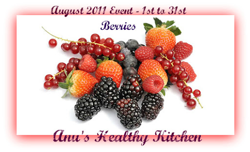 Please Click on the EVENT LOGO to ENTER the RECIPE DETAILS....