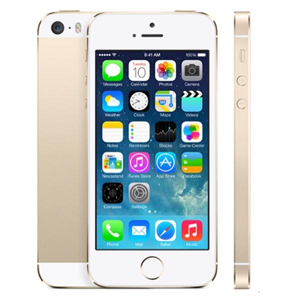 Apple iPhone 5 màu vàng quốc tế bản 32G