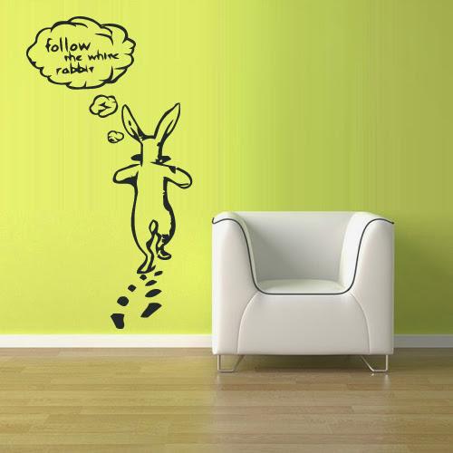 Wall Decor Vinyl Stickers ~ Interior Design Styles