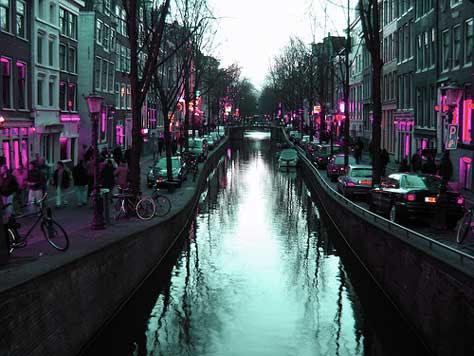 Amsterdam en Navidad 2