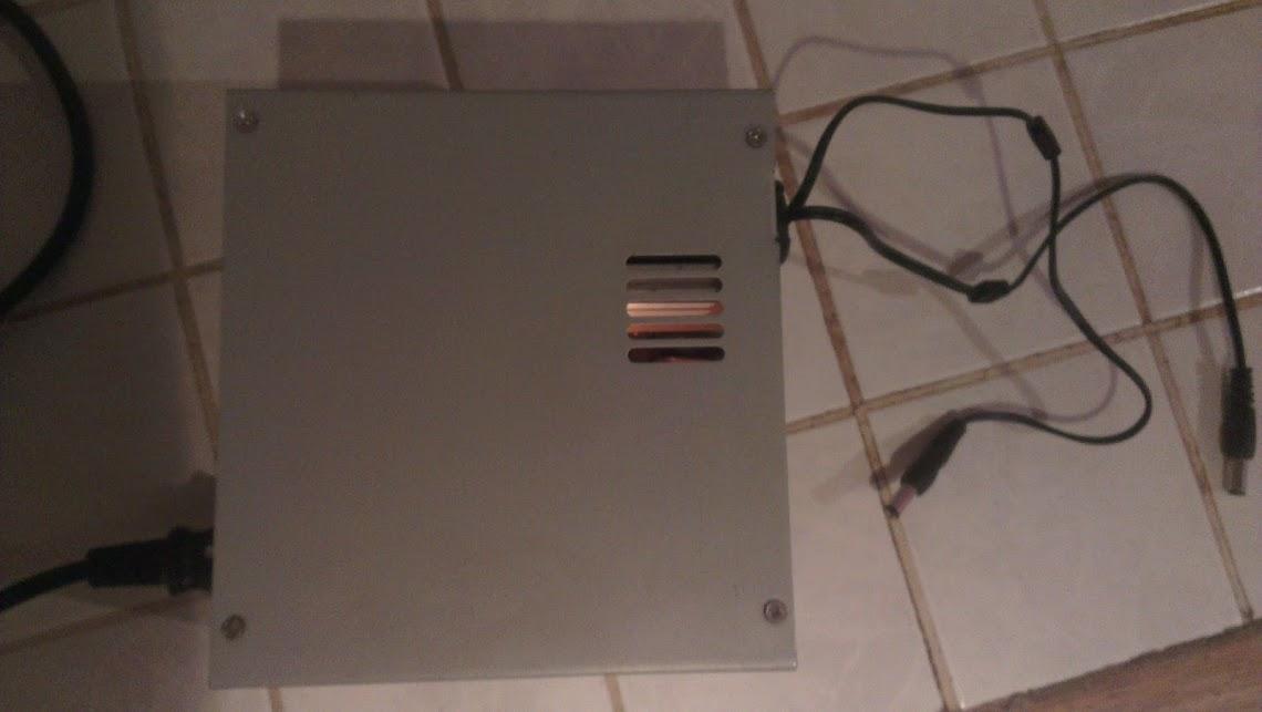 Alimentation 12v stabilisé avec une alimentation de PC IMAG0302