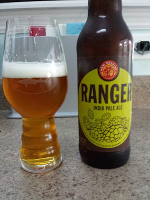 New Belgium Ranger IPA Review