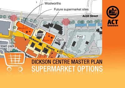 super market masterplan flyer