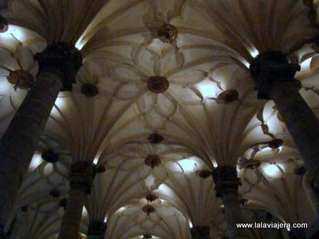 Gran salón de la Lonja de Mercaderes, Zaragoza
