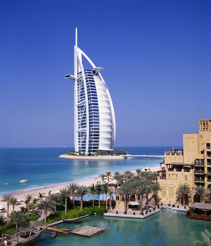 World Expensive Hotels Burj Al Arab Hotel In Dubai