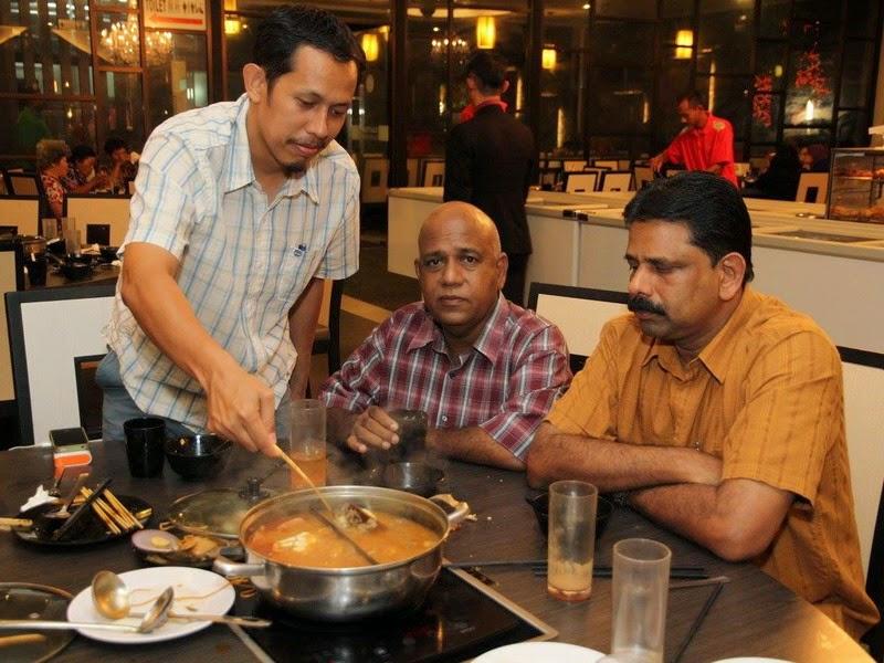 Media Perak dinner gathering