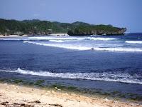 Wisata Jogja - Pantai Krakal Yogyakarta