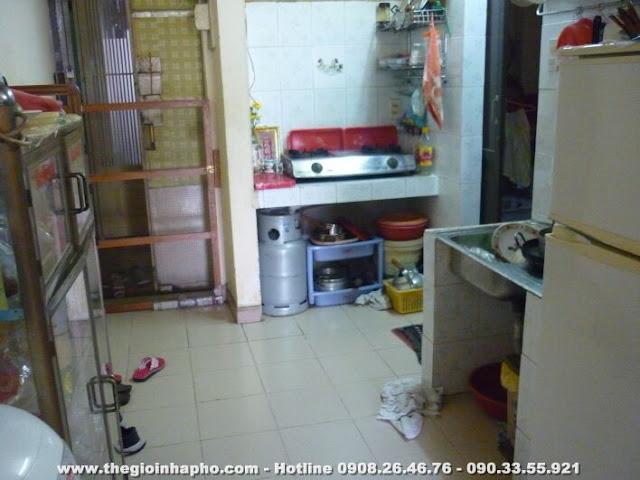 Bán nhà chung cư cư xá Thanh Đa, Bình Thạnh giá 780 triệu   NT136