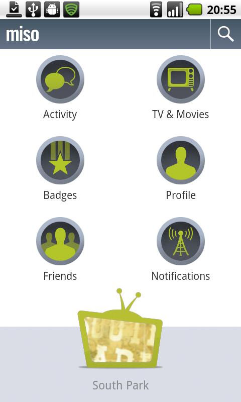 Android UI Patterns: UI Design Pattern - Dashboard