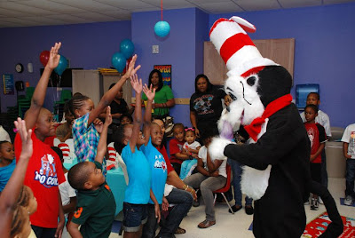 Cat in the Hat Performer