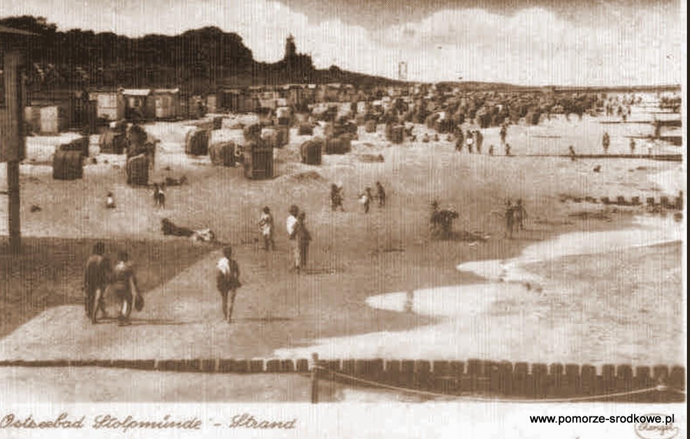 Zdjęcia z plaży.