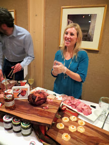Taste of Zupan's- Olympic Provisions Sweetheart Ham with Kelly's Habanero Pepper Jelly Glaze