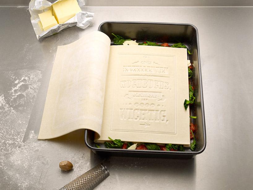 готварска книга, която може да се яде