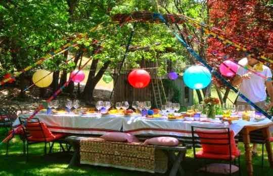 Como organizar 1 fiesta de cumplea os en casa frases for Como organizar mi jardin