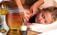 Техника медового массажа