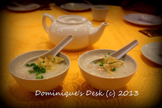 Century Egg Porridge