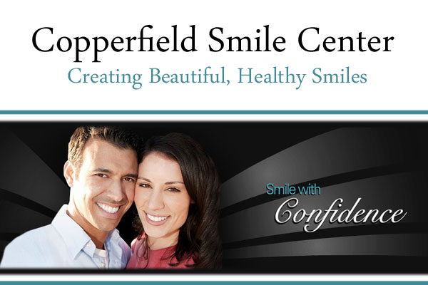 Dentist in Houston Copperfield Smile Center Logo