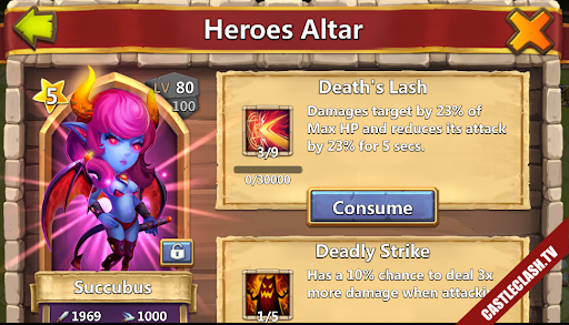Account castle clash have pumpkin and over 167,000 HB