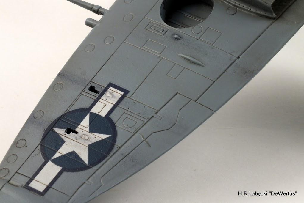 Malta/Sicily 1943; Spitfire Mk.IXc 2FS/52FG; Italeri 1/48 DSCF3812