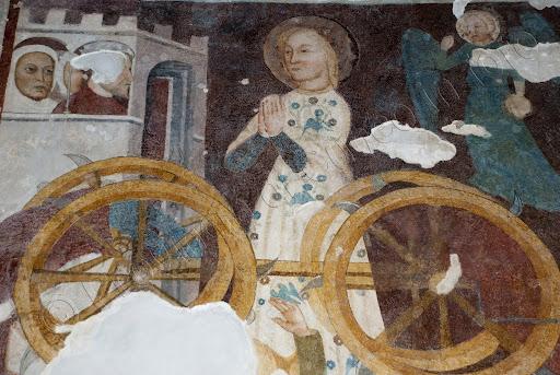 Interni Chiesa di San Domenico - Alba