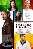 Resenha e cartaz do filme Um Bom Partido (Playing for Keeps), de Gabriele Muccino