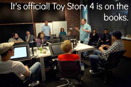 It's official! Toy Story 4 is happening. The release date will be June 16, 2017