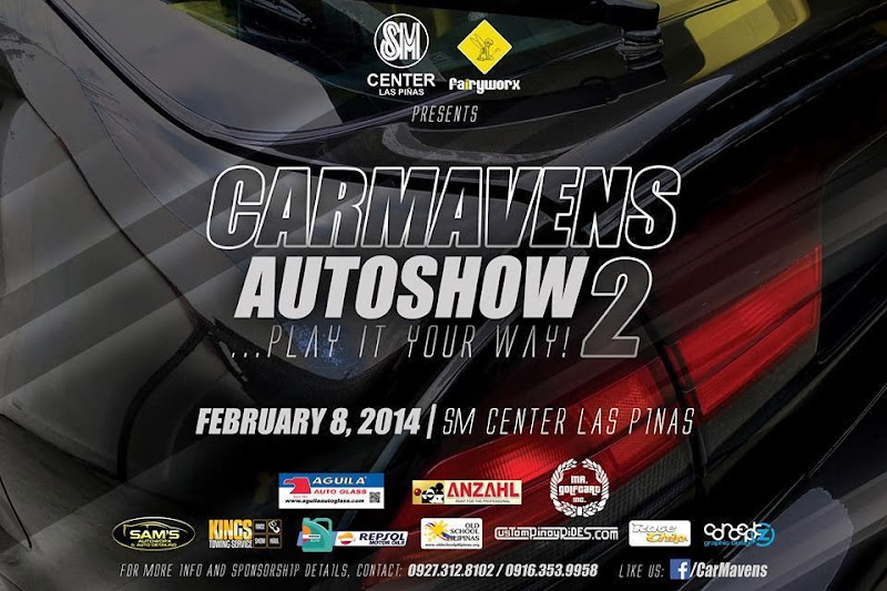 The 2014 Car Mavens Auto Show Custom Pinoy Rides