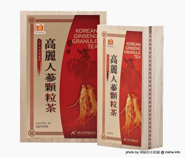 【食記】One Insam Korea Red Tea 一褐高麗人蔘茶 : 偷工減料的土產地雷?!味道超淡的... 下午茶 區域 南韓國(Sourth Korea) 茶類 飲食/食記/吃吃喝喝
